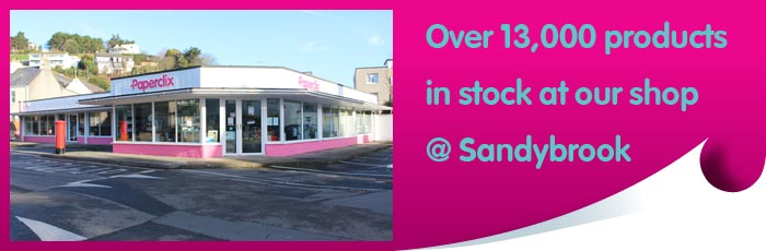 Visit Our Shop At Sandybrook